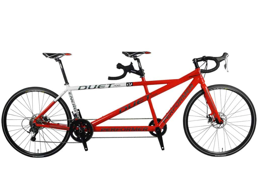 Tandem Bike with Drop Bar
