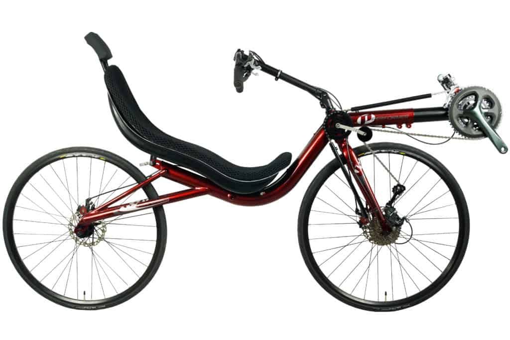 High Racer Recumbent Front Wheel Drive
