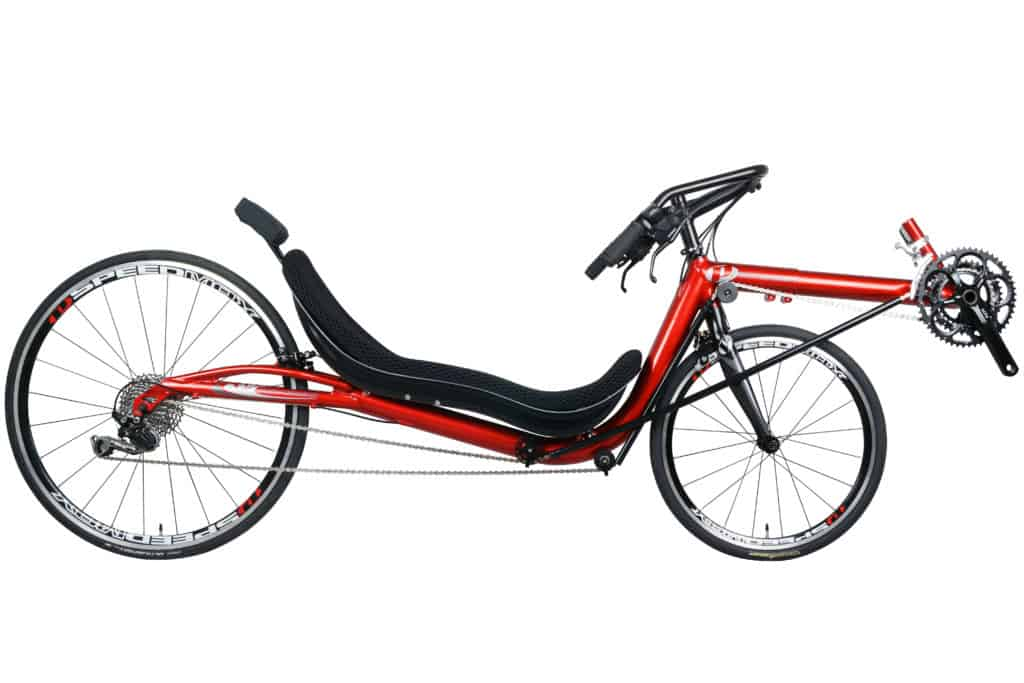 Low Racer Recumbent Superman Bars