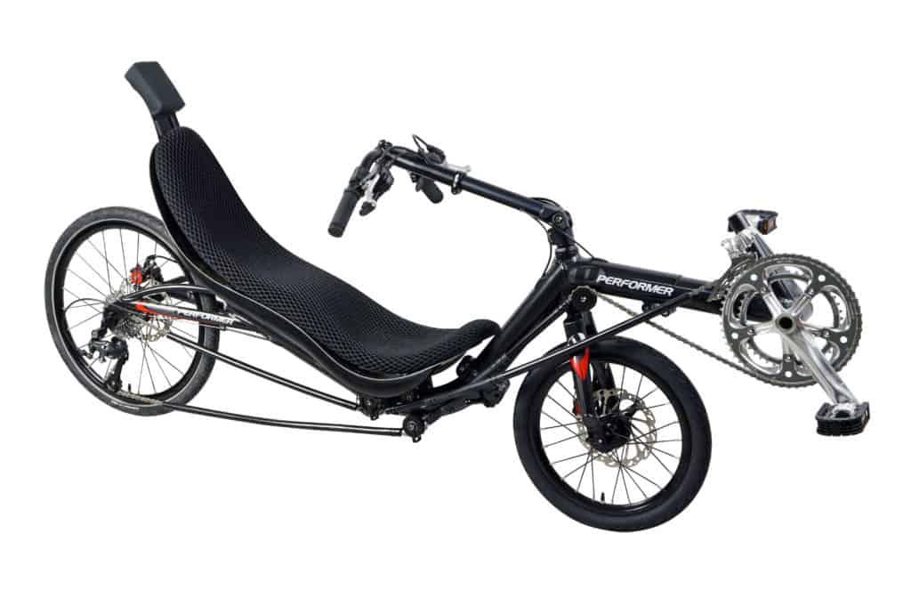 Low Racer Recumbent Folding Bike