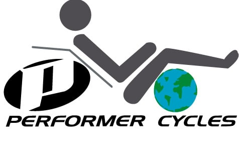 Image result for performer recumbent logo