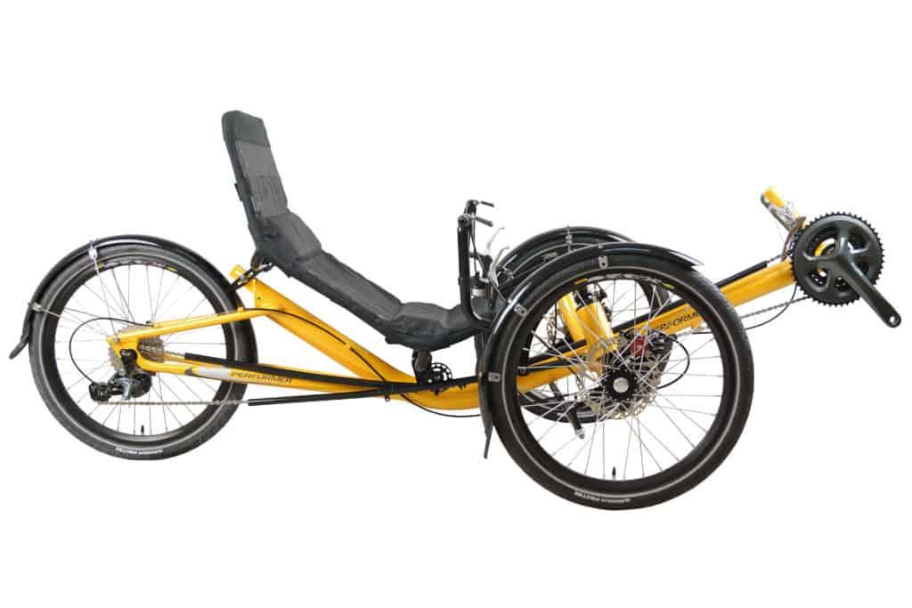 Recumbent Trike Mesh Seat