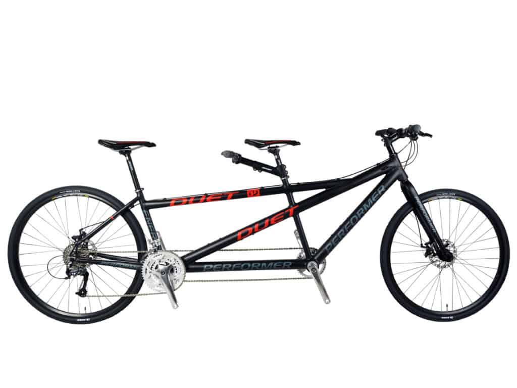 Tandem Bike Flat Bar