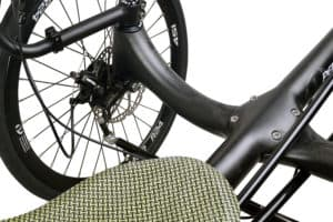 Carbon Fiber Trike Frame