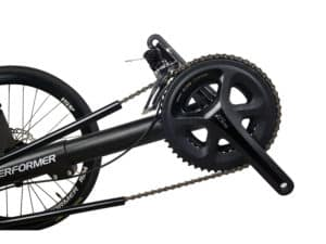 Carbon Trike Crank and Boom