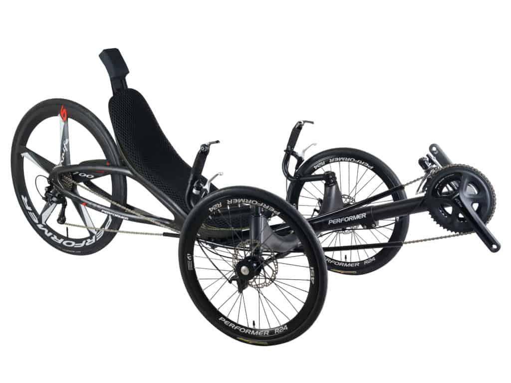 Performer Carbon Fiber Trike