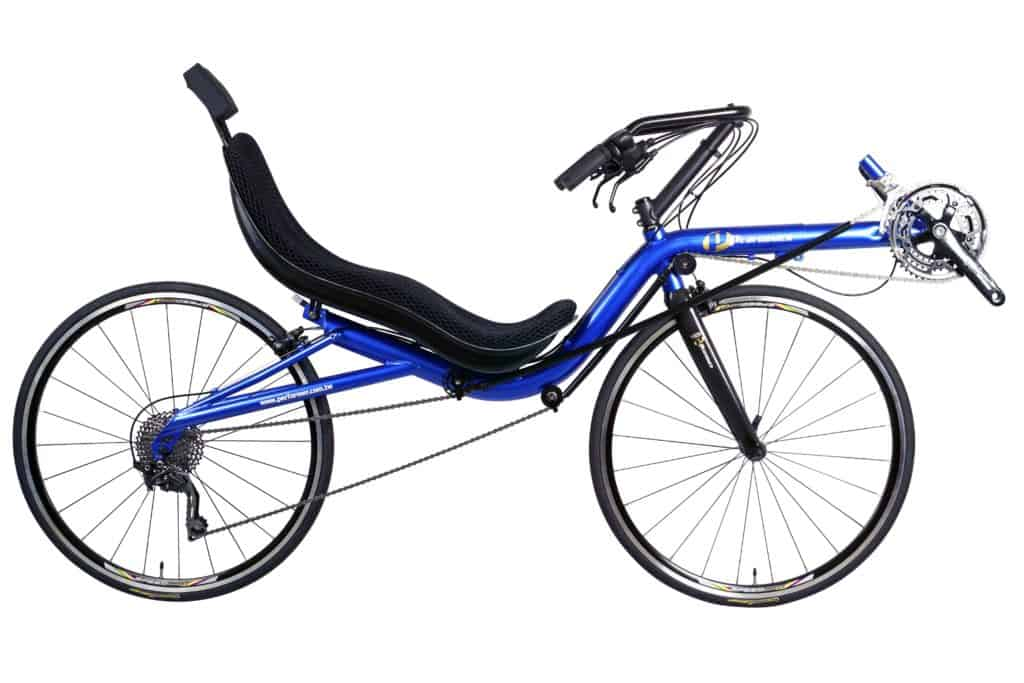 High Racer Recumbent 700c OSS Superman Bar