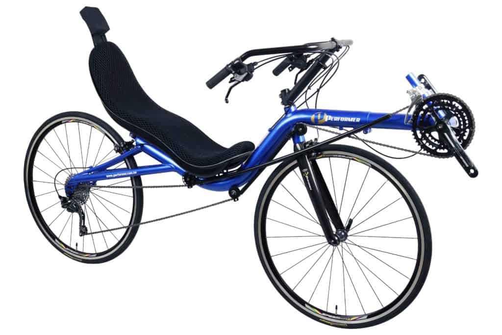 High Racer Recumbent 700c Superman Bar