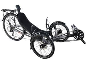Popular Recumbent Trike with Headrest