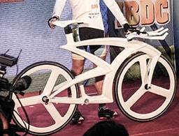 advanced road racing bike frame design