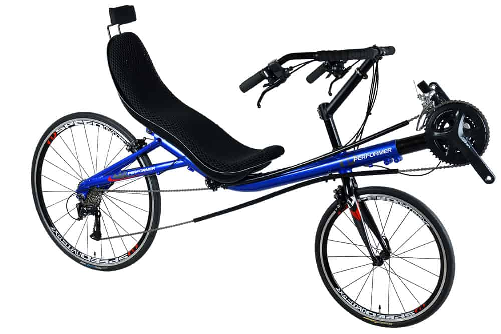 Recumbent Touring Bike Unicorn icon